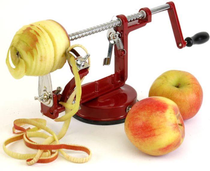 Это чистильщик яблок, а не станок.