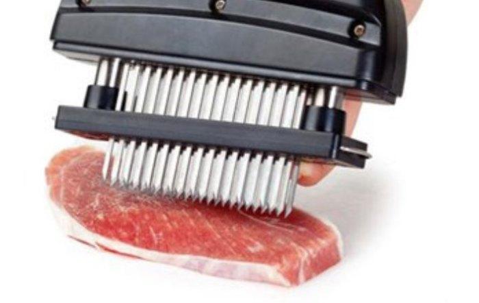 Страшная штука на самом деле просто мнет мясо.