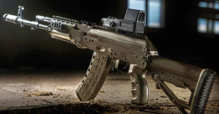 Автомат, который похвалили американцы. /Фото: army-news.ru.