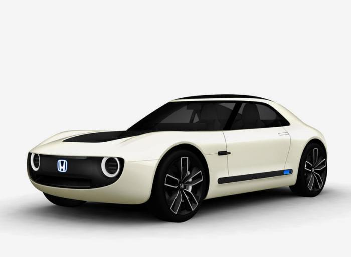 Самый чистый автомобиль не Земле.