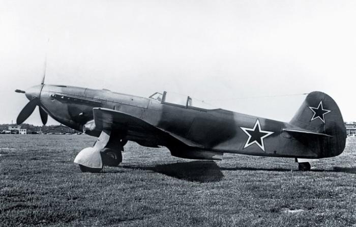 Гроза нацистских самолетов.
