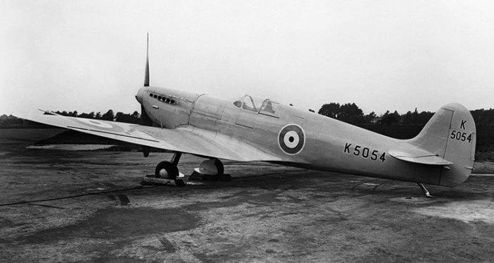 Чисто британский самолет.