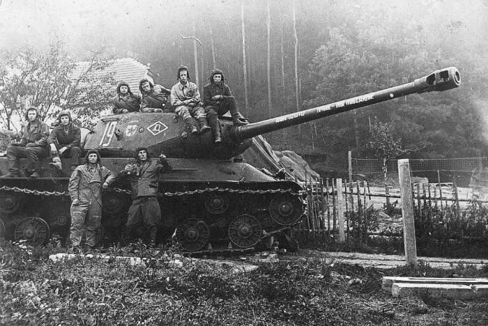 Лучший танк советской армии времен Второй мировой войны. /Фото: wio.ru.
