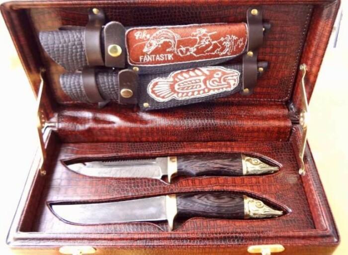Не нужно суеверий: нож - отличный подарок. /Фото: local.yandex.ru.