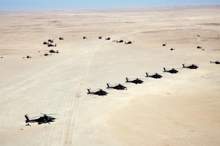 Дебютировал по сути в Ираке. /Фото: sibnarkomat.livejournal.com.