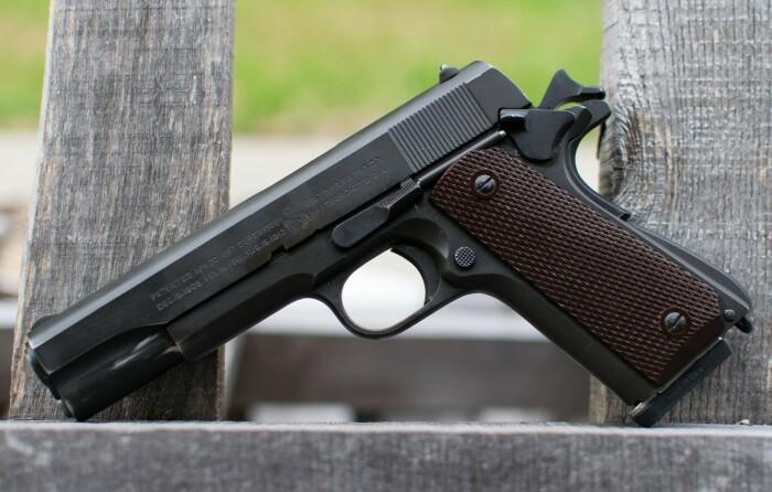 Нестареющая классика оружейного рынка. /Фото: goodfon.com.
