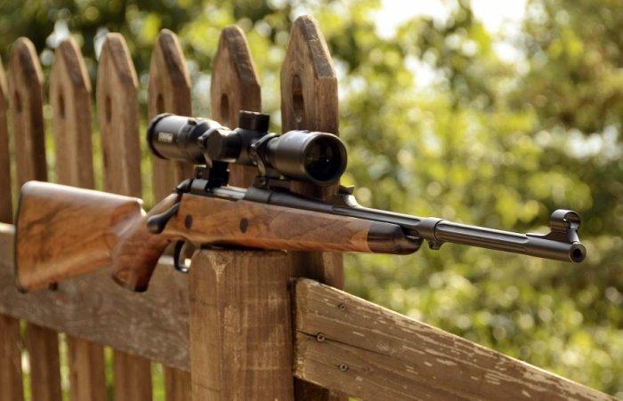 Добрая винтовка. /Фото: 4archive.org.