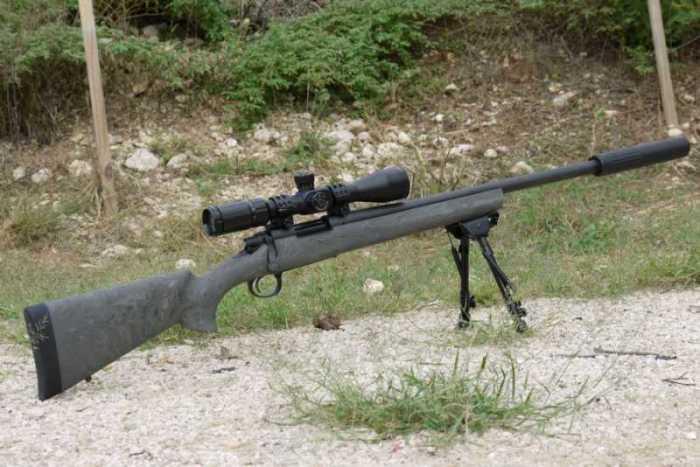 Отличная винтовка. /Фото: pinterest.ru.