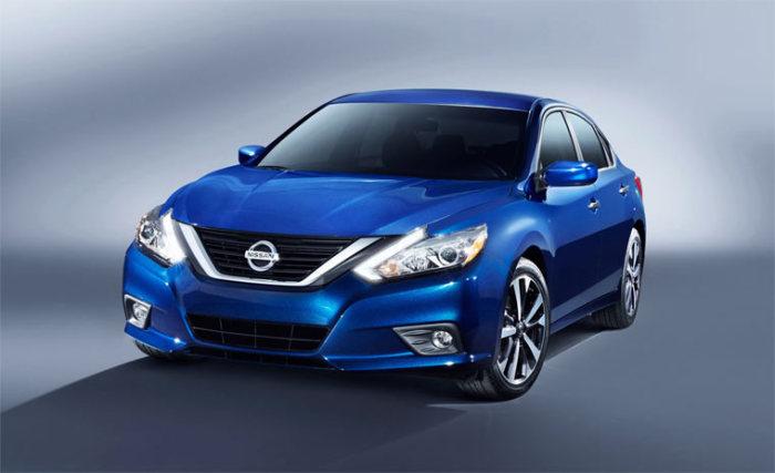 Выбор семейного человека - Nissan Teana III.