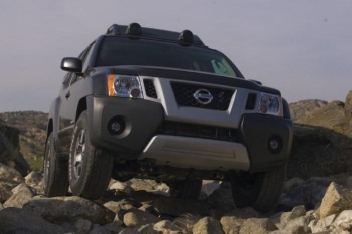 Автомобиль Nissan Xterra PRO-4X достоин внимания.