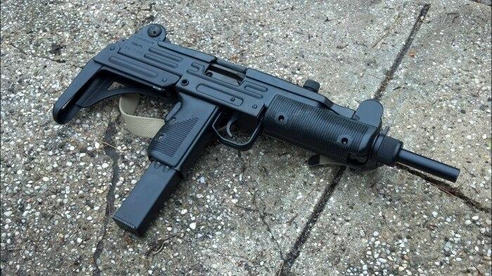 Серьезное на самом деле оружие. /Фото: 4archive.org.