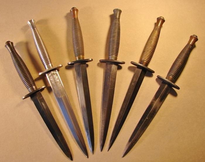 Оставляет страшные уколы. /Фото: fairbairnsykesfightingknives.com.