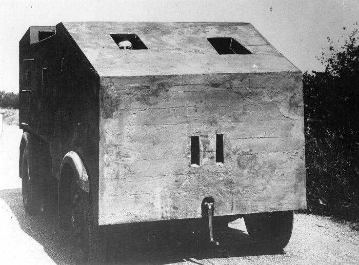 Сама по себе идея эрзац-брони была не нова. /Фото: en.wikipedia.org.