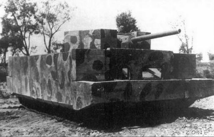 Как в СССР пытались защитить Т-34 при помощи бетонных блоков