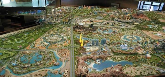 Парк Dubailand станет самым большим в мире.