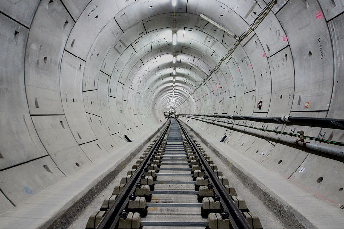 Амбициозный проект London Crossrail.