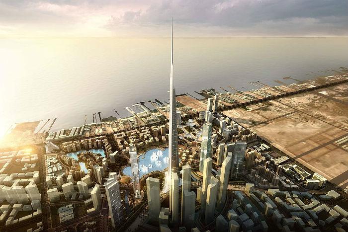 Это будет самое высокое здание в мире.