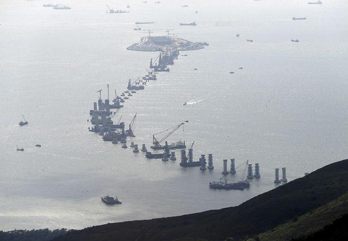 Экономика Китая очень зависит от подобных проектов.