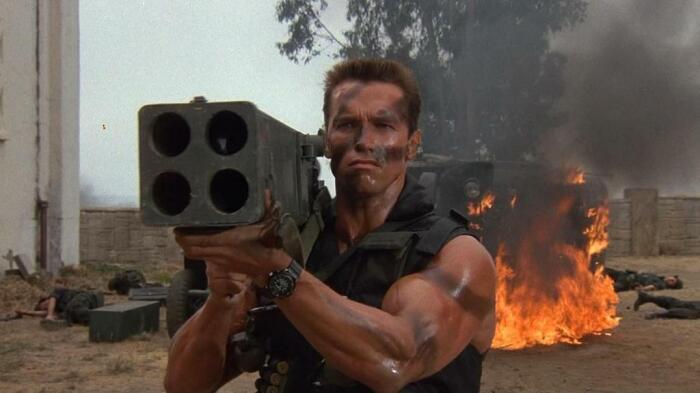 Виноват во всем Голливуд, хотя плохого ничего не делал. /Фото: pelispedia24.net.