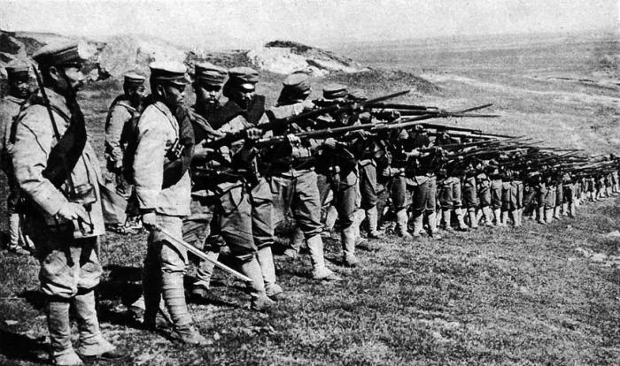 Японские призывники весили по 48 кг: как во Вторую мировую войну их не отбрасывало отдачей винтовки