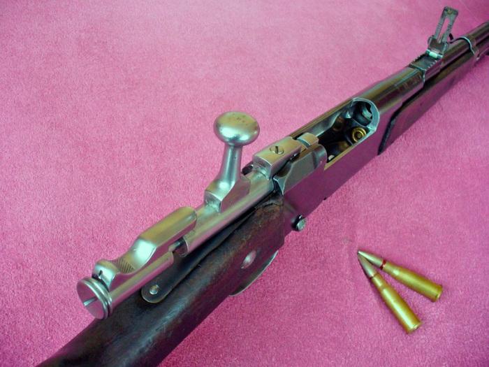 Было решено отказаться от 9-мм винтовок. /Фото: armedman.ru.