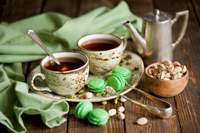 Еще поможет сладкий чай. /Фото: 1zoom.ru