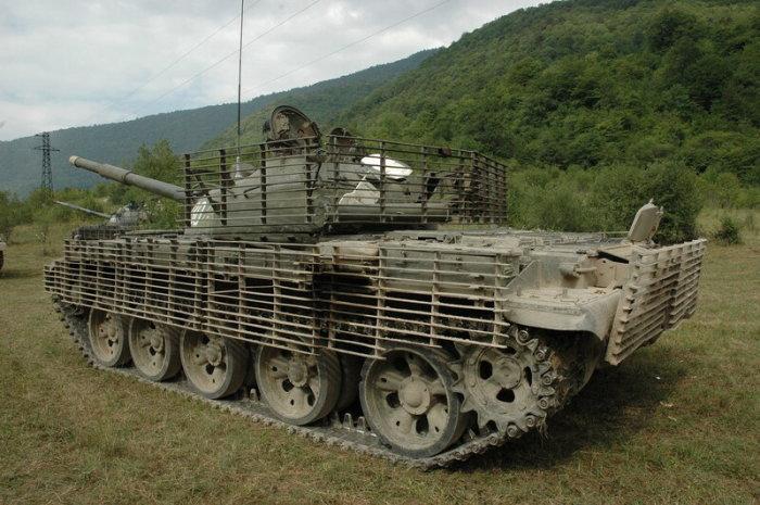 Придумали сетку во время Второй мировой войны. /Фото: twower.livejournal.com.