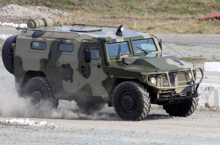 Используется многими силовыми структурами. /Фото: avtomobili-rnd.ru.