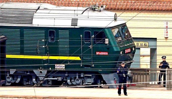 Выглядит поезд весьма скромно. /Фото: yandex.ru.