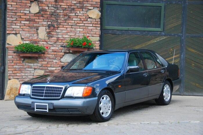 Одна из самых популярных машин. /Фото: gieldaklasykow.pl.