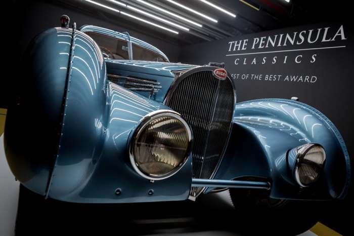 Выглядит Atlantic Coupe просто отлично.