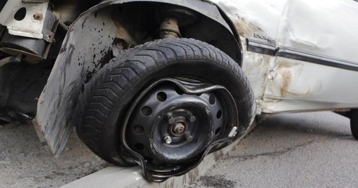 Поэтому колесо должно быть в порядке. /Фото: avtocod.ru.