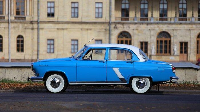 ГАЗ-21 «Волга» стала логичным продолжением.