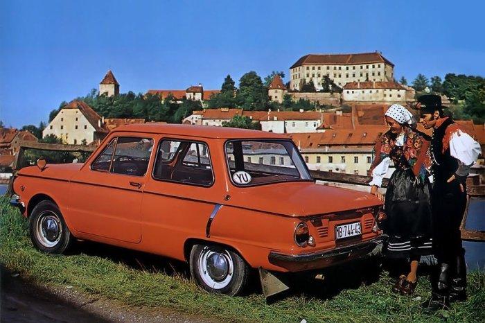 ЗАЗ-966/968 знали во всей Европе.