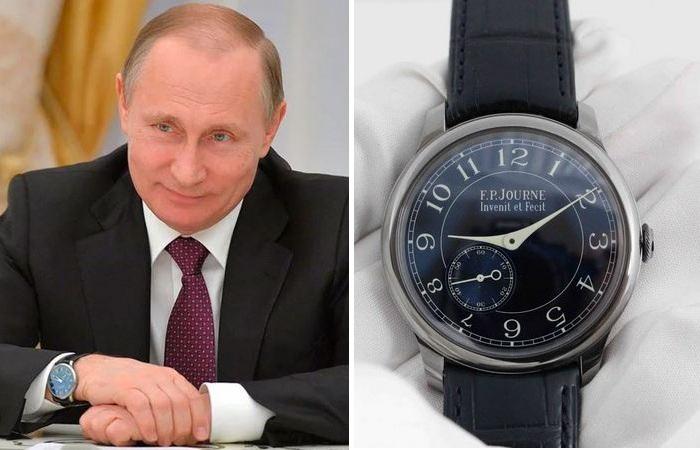 Очень старые часы президента. /Фото: novate.ru.
