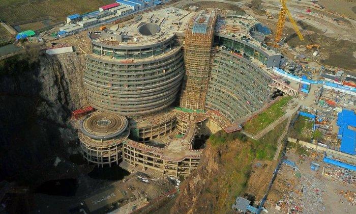 Вот так отель выглядел еще недавно. /Фото: drwong.live
