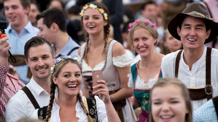 Сегодня все чаще на мероприятиях. /Фото: merkur.de.