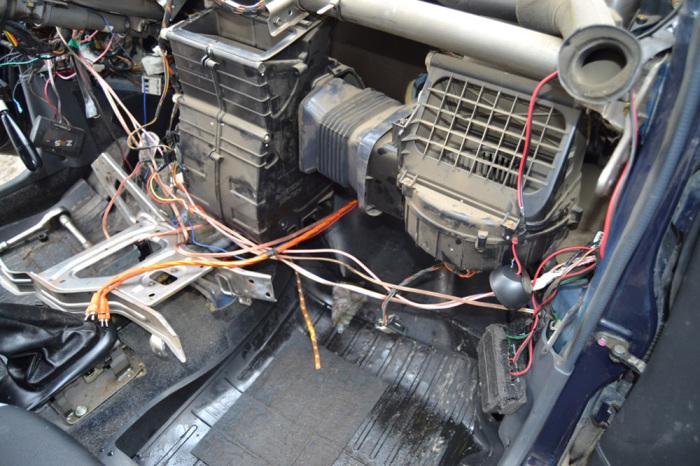В итоге может сломаться печка. /Фото: yandex.kz.
