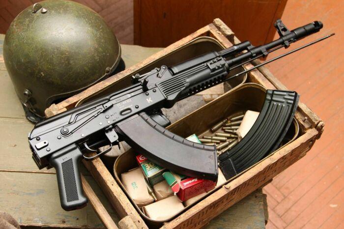 Любое деактивированное оружие. /Фото: guns.allzip.org.