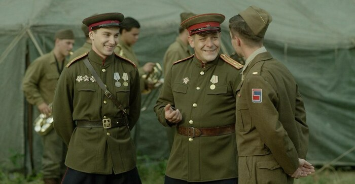 Военные так не говорят. /Фото: vokrug.tv.