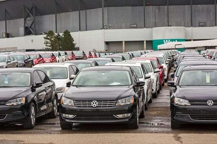Немало машин продают. /Фото: bfauto.ru.