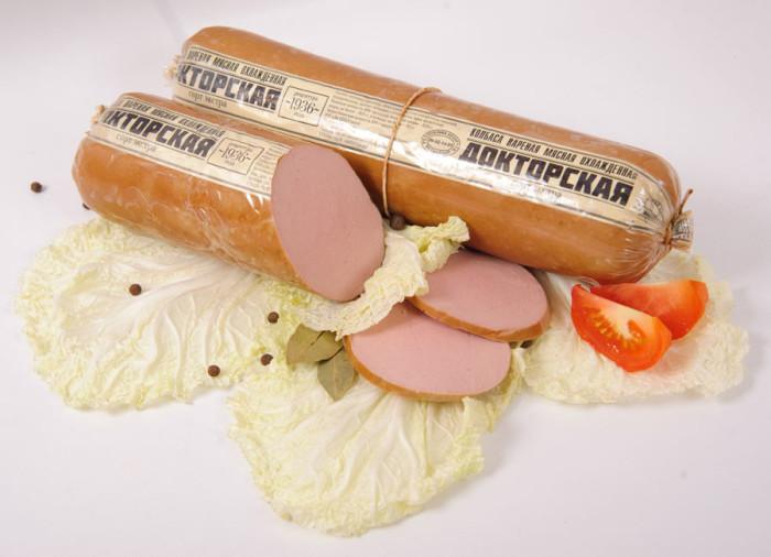 Колбаса вышла исключительно добротной на вкус. /Фото: yandex.ru.