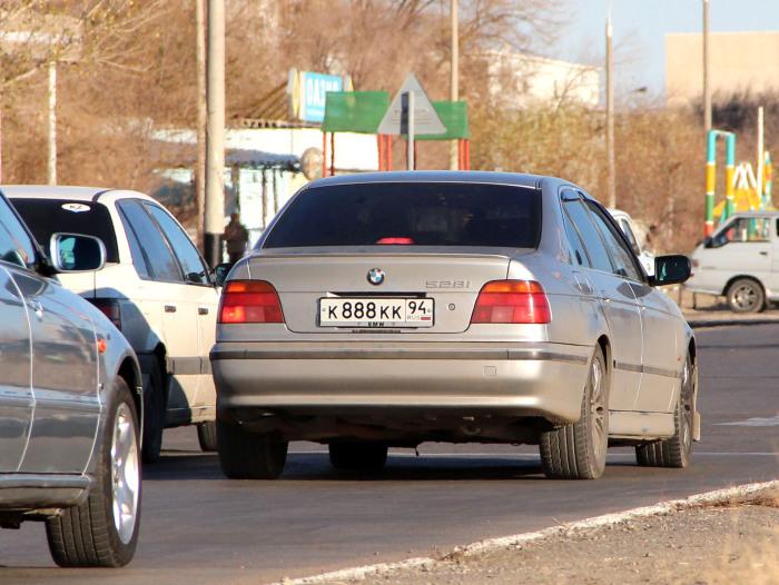 Многие хотят такой. /Фото: avto-nomer.ru.