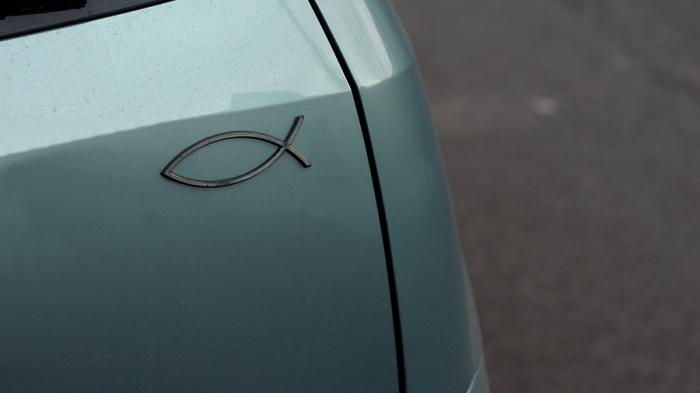 Религиозный символ. /Фото: joyreactor.cc.