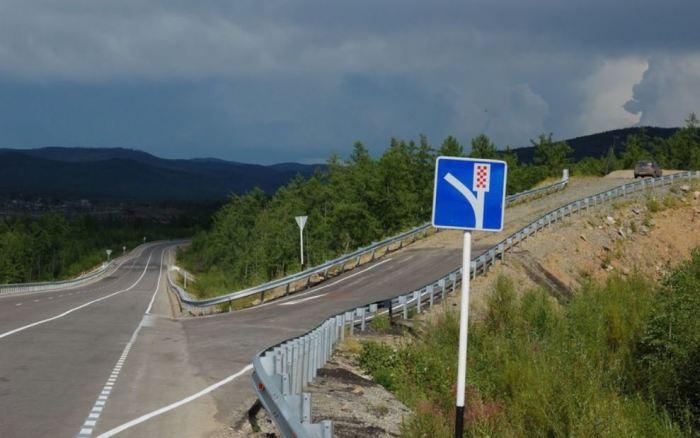 Полоса аварийной остановки. /Фото: fishki.net.