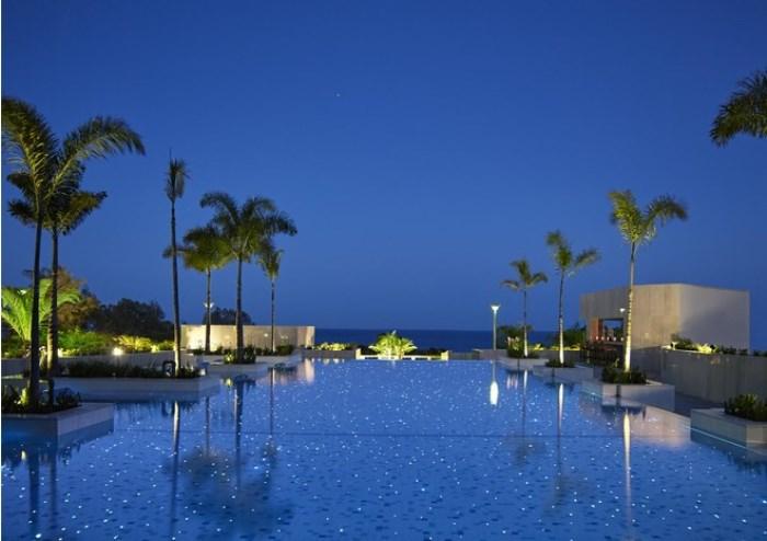 Красота отеля Four Seasons.