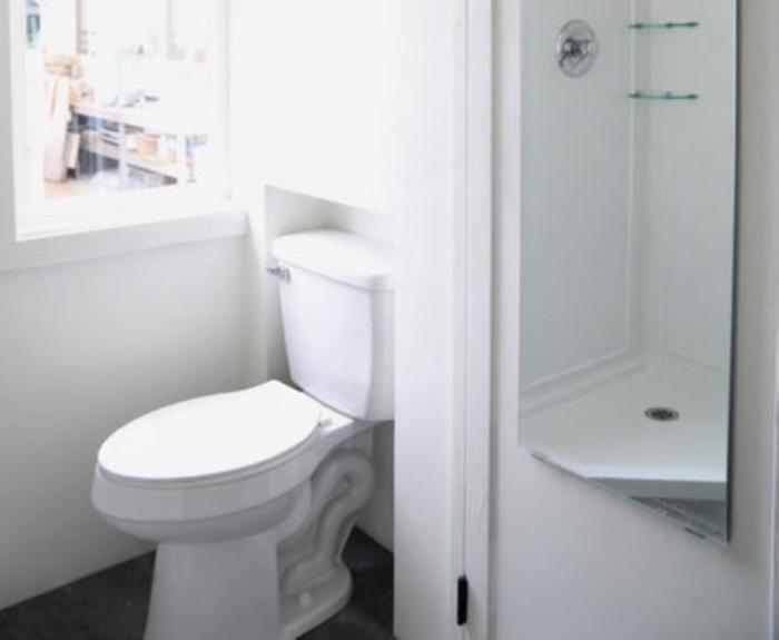 Туалет, как дома.