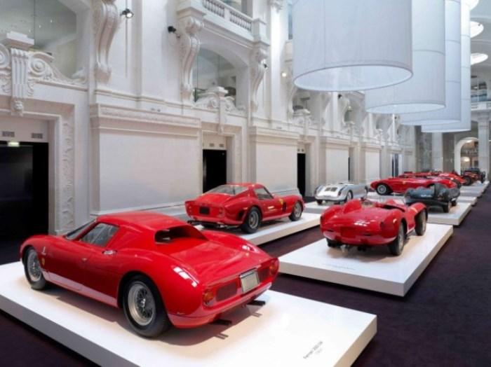 Колеция Ральфа выставляется во Франции.