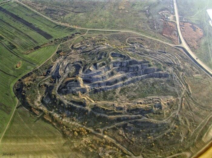 До сих пор представляет геологический интерес. /Фото: commons.wikimedia.org.