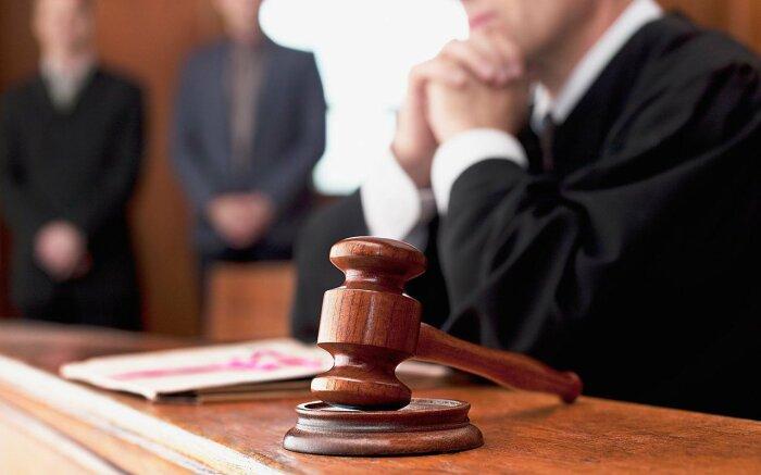 В концовке вопрос будет решаться через суд. /Фото: oficery.ru.